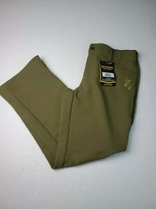 NWT Womens Browning Hell's Belles Soft Shell Pants Size 2XL Green Hunting