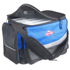 BORSA BERKLEY SYSTEM BAG XL 1345046 CON SCATOLE PESCA ORGANIZER BLU