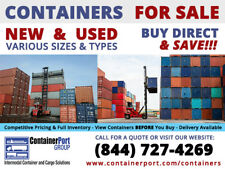 CONEX Intermodal Shipping Container Cincinnati