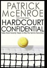 Hardcourt Confidential: Tales from Twenty Years in the Pro Tennis Tren-ExLibrary