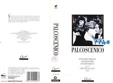 Palcoscenico (1937) VHS RCS Classic Collection Ginger Rogers  Katharine Hepburn