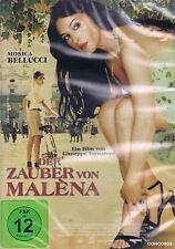 DVD Neuf/Neuf dans sa boîte-La magie de MALENA-Monica Bellucci & Pietro Notarianni