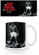 Muhamed Ali Vs Sonny Liston First Minute First Round Coffee Mug Boxing Official