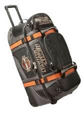 "Harley-Davidson Bar & Shield Logo 33"" XLG Wheeling Duffel Bag 99410-BLACK"