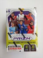 2020 - 2021 Panini Prizm Premier League Soccer Blaster Box, Factory Sealed