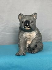 Royal Heritage Bisque Porcelain Australian Koala Bear Figurine Taiwan