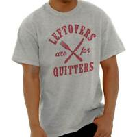 Leftovers Quitter Funny Shirt | Thanksgiving Holiday Turkey T Shirt