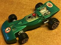 Vintage F1 Car Tyrrell Ford 1974 Tintoys W.T. 407 1/64 Diecast Made in Hong Kong