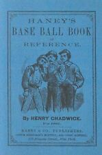 Haney's Base Ball Book of Reference (Paperback or Softback)