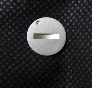 Olympus OM Motor Drive / Winder Cover / Cap - Silver CA945100 - NEW