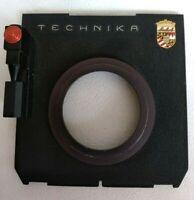 [Excellent++] Linhof TECHNIKA Lens Board From Japan