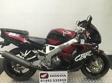 1995 Honda CBR900 RR S Fireblade, Sports Classic, RR-S, CBR900RRS, Blade