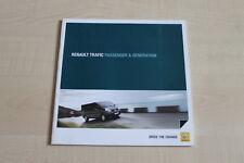 161256) Renault Trafic Passenger & Generation Prospekt 05/2010