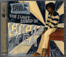 Cocoa Tea THE SWEET SOUND OF COCOA TEA 2-cds Reggae Anthology XLNT COND!!