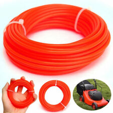 4mm x 5m Strimmer Line Cord Wire String Trimmer Brushcutter Rope Strong Nylon