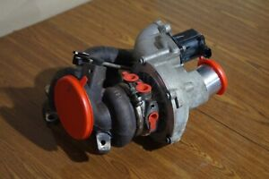 Maserati Ghibli Quattroporte OEM Right Engine Turbo Turbocharger #837668