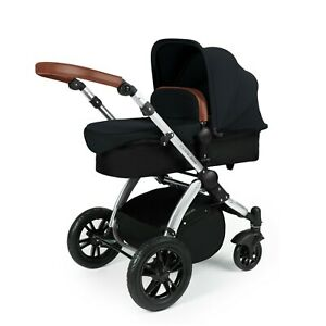 Ickle Bubba Stomp V3 All in one Travel System with Isofix base (Choose Colour)