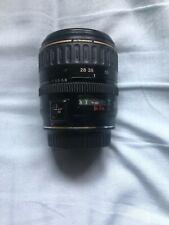 Canon EF 28-80mm f/3.5-5.6 USM I Zoom Lens, First Gen. Metal Mount w/ Front Cap