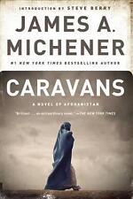 Caravans By James A. Michener - NEW