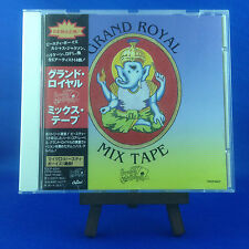 BEASTIE BOYS & Various Artists: Grand Royal Mix Tape (OOP JAPAN ONLY 1994 CD)