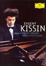 USED (GD) Evgeny Kissin Plays Schubert, Brahms, Bach, Liszt, Gluck [DVD Video] (