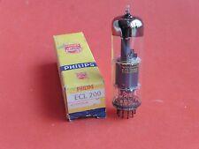 1 tube electronique PHILIPS ECL200 /vintage valve tube amplifier/NOS(29)
