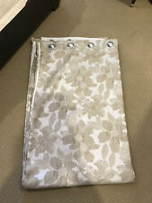 """Floral 40"""" - 60"""" Window Curtains"""