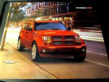 2007 DODGE NITRO SALES BROCHURE for FULL PRODUCT LINE-NEW