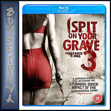 I SPIT ON YOUR GRAVE 3 -   *BRAND NEW BLU-RAY**