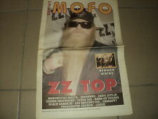 MOFO 20 (2/94) ZZ TOP JANIS JOPLIN PIERRE DESPROGES BLACK SABBATH THERAPY CHORON