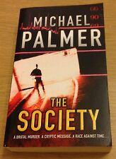 THE SOCIETY Michael Palmer Book (Paperback)