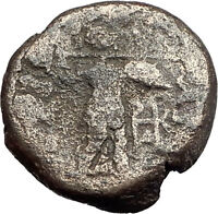 LARISSA Thessaly Ancient Greek Coin for THESSALIAN LEAGUE - APOLLO ATHENA i62092