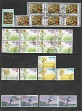 COLLECTION OF 25 USED MALAWI STAMPS