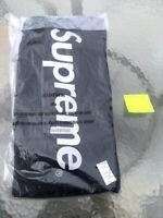Supreme Big Duffle Bag SS20 (BLACK) Brand NEW