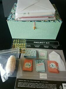 """Stampin Up """"Seriously The Best"""" Card Kit, Unused"""