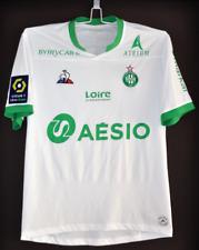 maillot préparé non porte porté MONNET PAQUET ST ETIENNE no match worn shirt