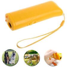 Ultrasonic Anti Bark Control Stop Barking Away Dog Training Repeller Device NEW