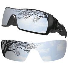Dynamix Polarized Titanium Replacement Lenses for Oakley Oil Rig Sunglasses