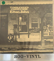 Elton John - Tumbleweed Connection Vinyl LP DJM 22088 EX / EX CON NICE COPY
