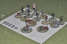 15mm ACW / union - markers 15 figures - inf (22830)