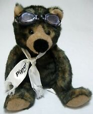 Piper the Cub Chrisha Teddy Bear Plush Pilot