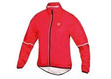 Abbigliamento rosso per ciclismo Donna