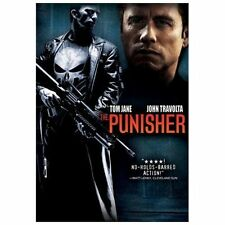 The Punisher (DVD, 2004, Limited Time Mini Comic Books)