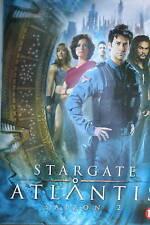 STARGATE ATLANTIS SAISON 2 EN COFFRET DVD FRANCE ZONE 2