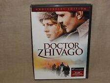 Doctor Zhivago (DVD, 2010, 2-Disc Set, 45th Anniversary Edition)