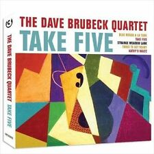DAVE BRUBECK/THE DAVE BRUBECK QUARTET - TAKE FIVE [NOT NOW] (NEW CD)