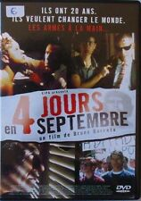 DVD 4 JOURS EN SEPTEMBRE - Alan ARKIN / Pedro CARDOSO / Bruno BARRETO
