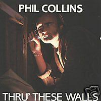 PHIL COLLINS Thru' these walls 45 Tours 2 Titres