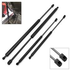 4Pcs Hood & Rear Trunk Lift Support Shock Strut For Lexus RX350 RX450h 2010-2015