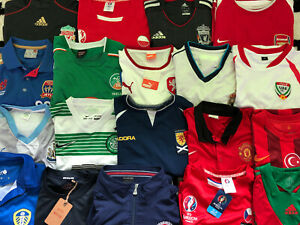 Various Mens Sizes Football/Rugby Tops/Shirts/Jackets - *Choose from List*